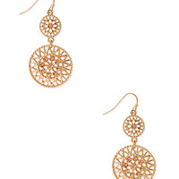 High Society Drop Earrings