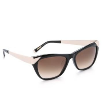 Side Metal Sunglasses