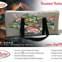 Insulated Inshore Fish Bag