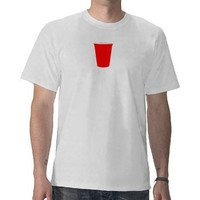 party cup t-shirt from Zazzle.com