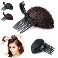 Magic Styling Hair Clips Accessory Maker Tool Pads Foam Sponge Hairpins hot selling 2 colors