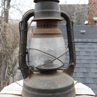 Vintage Little Wizard Lantern by ArdorAntiques on Etsy