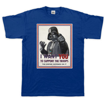 Lord Vader I Want You Shirts