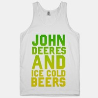 John Deeres and Ice Cold Beers | HUMAN
