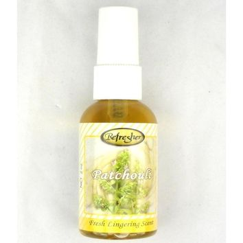 Refresher Liquid Spray Fragrance - Patchouli