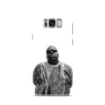Biggie Smalls Sweater Samsung Galaxy S8 | Galaxy S8 Plus case