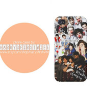 One Direction collage iPhone 4/4s 5/5s/5c & iPod 4/5 Case