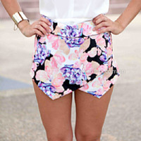 SWEET MIRACLE SKORTS , DRESSES, TOPS, BOTTOMS, JACKETS & JUMPERS, ACCESSORIES, 50% OFF SALE, PRE ORDER, NEW ARRIVALS, PLAYSUIT, COLOUR, GIFT VOUCHER,,SHORTS,Pink,Print,MINI Australia, Queensland, Brisbane