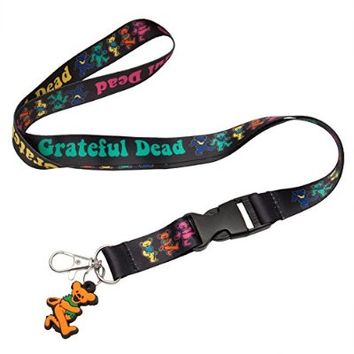 Grateful Dead - Dancing Bears Lanyard
