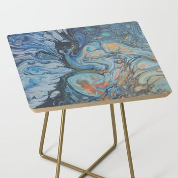 water life Side Table by duckyb