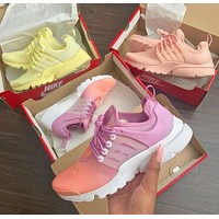 """NIKE""Air Presto Women Fashion Running Sport Casual Shoes Sneakers"