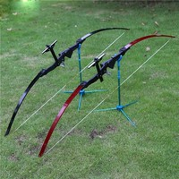 18-40 lbs Archery Bow Powerful Recurve Bow Arrow for Outdoor Hunting Shooting Bow HW116