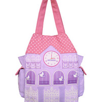 Fairy tale a house bag M × Pink Purple - ONLINE SHOP - SWIMMER