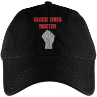 Black Lives Matter Adjustable Cap