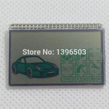 D3000 lcd display for Russian Version Pandora DXL3000 Lcd Remote Controller Key Fob Ch