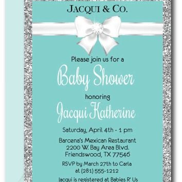Baby and Co. Shower Invitations