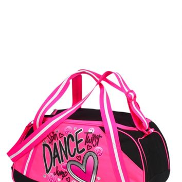 Dance Sports Duffel Bag | Girls Totes & Duffles Fashion Bags & Totes | Shop Justice