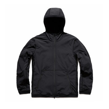 ALPHA INSULATED JACKET - BLACK | Reigning Champ
