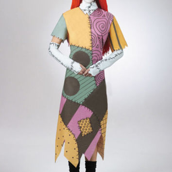 Women's Costume: Sally Nightmare Before Christmas | XL