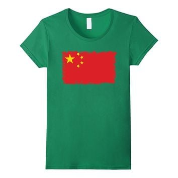 Chinese national Flag T-Shirt
