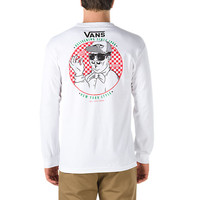 Big Slice Long Sleeve T-Shirt | Shop Mens T-Shirts At Vans