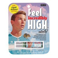Feel Incredibly High Breath Spray - Whimsical & Unique Gift Ideas for the Coolest Gift Givers