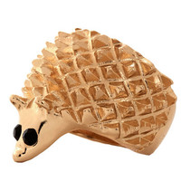Symphonic the Hedgehog Ring | Mod Retro Vintage Rings | ModCloth.com
