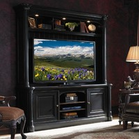 Sligh by Lexington Home Brands Breckenridge Silverthorne Entertainment Center - Weath... | www.hayneedle.com
