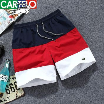 CARTELO BRAND NEW Summer Style Men SHORTS Casual men's board Shorts  Outside beach Many Color Sweatpants Hombre male fashion top