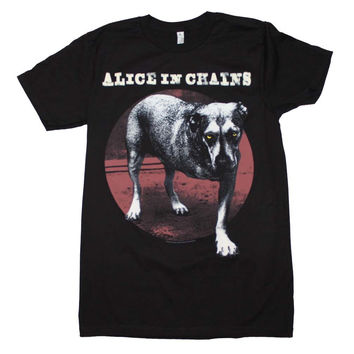 Alice in Chains Self-Titled Album T-Shirt