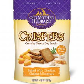 Old Mother Hubbard Crispers Cheddar Chicken