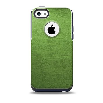 The Grungy Green Surface Skin for the iPhone 5c OtterBox Commuter Case