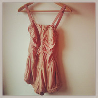 Vintage Catalina bathing suit 1940s by TaborVintage on Etsy