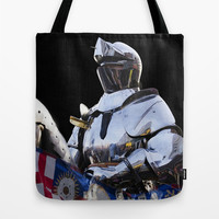 Knight and King Richards Standard Tote Bag by Linsey Williams Photography