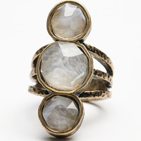 Free People Senna Crystal Ring