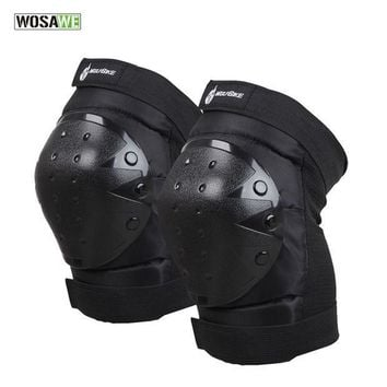 CREY3F WOSAWE Motorcycle Knee Protector Bicycle Cycling Bike Racing Tactical Skate Protective Knee Pads Guard High Quality Elbow Pads
