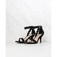 chinese laundry - rubie scalloped sandal - more colors