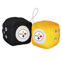 Fuzzy Dice Pittsburgh Steelers - 98013B
