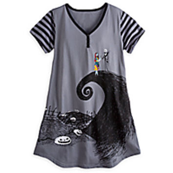 Nightmare Before Christmas Nightshirt for Women