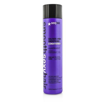 Smooth Sexy Hair Sulfate-Free Smoothing Conditioner (Anti-Frizz) - 300ml-10.1oz
