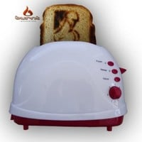 Penis Novelty Toaster (Red)
