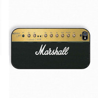 Marshall Guitar Double Amplifier Iphone Case 4 & 4s