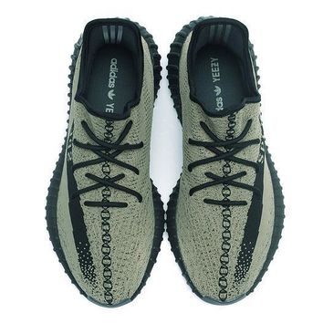 new arrival adidas yeezy boost v2 design by kanye west color green euro size 36 47