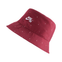 Nike SB Seasonal Bucket Hat: Size Medium (Red)