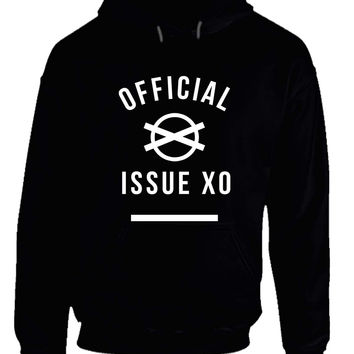 The Weeknd Official Issue Xo Hoodie