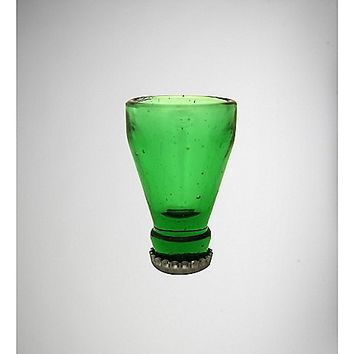 Beer Bottle Top Shot Glass - Spencer's