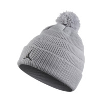 Jordan Jumpman Cuffed Kids' Knit Hat, by Nike Size 1SZ (Grey)