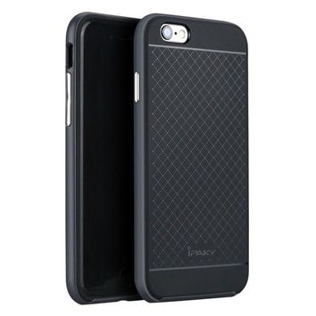 DCCKHY9 100% Original high quality ipaky brand Back Cover for iphone 6s 4.7' Silicon Neo Hybrid Case for iPhone 6