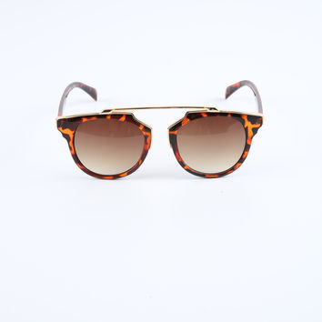 The Paradox Sunglasses in Tortoise
