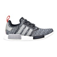 Adidas NMD_R1 Men's Shoes Grey/White/Black/Red